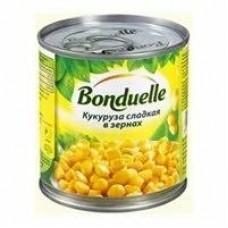 "Кукуруза ""Bonduelle"" сладкая ж/б 670гр"