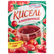 "Кисель ""Трапеза"" Клюква 100гр"