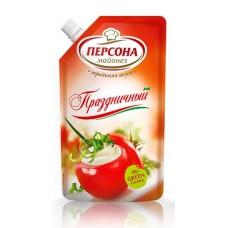 """Майонез """"Праздничный"""" """"Персона"""" сашет 400мл"""